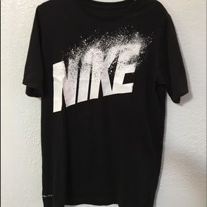 Nike dri-fit t-shirt.